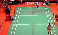 沈烨/洪炜VS福克斯/罗斯 2011印尼公开赛 男双资格赛视频