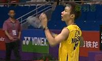 陶菲克VS李宗伟(第一局) 2010世锦赛 男单1/4决赛视频