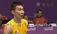 陶菲克VS李宗伟(第二局) 2010世锦赛 男单1/4决赛视频