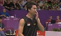 陶菲克VS李宗伟(第三局) 2010世锦赛 男单1/4决赛视频