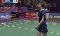 汪鑫VS王适娴(第二局) 2010世锦赛 女单半决赛视频