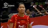 汪鑫VS鲍恩 2011新加坡公开赛 女单决赛视频