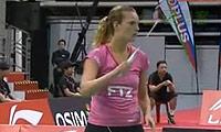 鲍恩VS王适娴 2011新加坡公开赛 女单半决赛视频