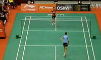 汪鑫VS姚洁 2011新加坡公开赛 女单半决赛视频