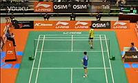 陈金VS李炫一 2011新加坡公开赛 男单1/4决赛视频