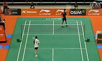 西蒙VS阮天明 2011新加坡公开赛 男单1/16决赛视频