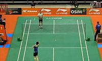 鲍春来VS索尼 2011新加坡公开赛 男单1/16决赛视频