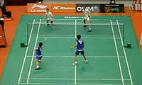 郑在成/李龙大VS博世/雷德 2011新加坡公开赛 男双1/16决赛视频