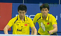 蔡赟/傅海峰VS基多/塞蒂亚万 2010汤姆斯杯 男双决赛视频
