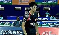 林丹VS陈金 2009世锦赛 男单决赛视频