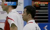 郑在成/李龙大VS蔡赟/傅海峰 2010韩国公开赛 男双决赛视频