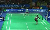 林丹VS佐佐木翔 2011亚锦赛  男单1/4决赛视频