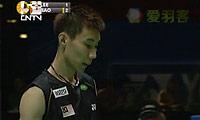 李宗伟VS鲍春来 2011全英公开赛 男单1/8决赛明仕亚洲官网