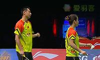 徐晨/马晋VS高成炫/金荷娜 2013苏迪曼杯 混双决赛视频