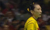 张宁VS菲尔达萨里 2007苏迪曼杯 女单决赛视频