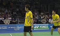 蔡赟/傅海峰VS基多/陈甲亮 2007苏迪曼杯 男双决赛视频