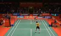 李宗伟VS王睁茗 2013印尼公开赛 男单1/16决赛视频