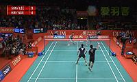 高成炫/李龙大VS桥本博且/平田典靖 2013印尼公开赛 男双1/16决赛视频