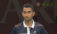茨维布勒VS苏吉亚托 2013印尼公开赛 男单半决赛视频