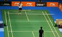 欧斯夫VS田儿贤一 2013新加坡公开赛 男单1/8决赛视频