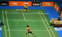 沙西丽VS成池铉 2013新加坡公开赛 女单1/8决赛视频