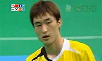 洪智勋VS高欢 2013大运会 团体男单决赛视频
