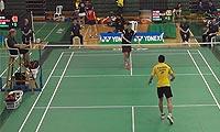黄永棋VS蓝丹 2013美国公开赛 男单1/8决赛视频