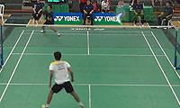 波萨那VS上田拓马 2013美国公开赛 男单1/4决赛视频