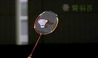羽毛球吊球劈吊、滑板动作细节慢动作视频