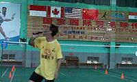 熊国宝反手吊球示范(滑拍吊直线)
