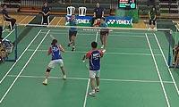 张宁一/杜芃VS鲁伊特/巴宁 2013美国公开赛 混双1/4决赛视频