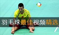 羽毛球视频精彩集锦