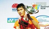 中国羽毛球男单新星比赛视频剪辑