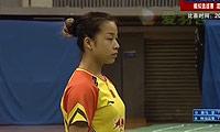 张楠/赵芸蕾VS徐晨/马晋 2013国羽世锦赛模拟赛 混双资格赛视频