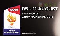 2013年世锦赛广告宣传片
