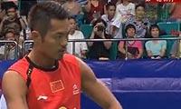 林丹VS庞拉尔莱特 2013世锦赛 男单资格赛视频
