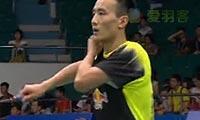 杜鹏宇VS孙完虎 2013世锦赛 男单资格赛视频