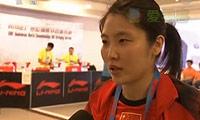 2013世锦赛蒋燕皎赛前突然因伤退赛