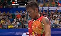 林丹VS埃里克 2013羽毛球世锦赛 男单1/16决赛视频