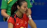 辛德胡VS王仪涵 2013羽毛球世锦赛 女单1/8决赛视频