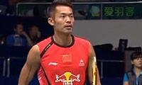 林丹VS谌龙 2013羽毛球世锦赛 男单1/4决赛视频