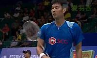 约根森VS波萨那 2013羽毛球世锦赛 男单1/8决赛视频