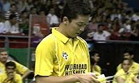 刘国伦VS陶菲克 2013印度羽毛球联赛 男单资格赛视频