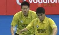 吴伟申/林钦华VS萨纳维/鲁佩什 2013印度羽毛球联赛 男双资格赛视频