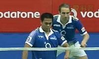 基多/鲍伊VS维什奴/萨纳维 2013印度羽毛球联赛 男双资格赛视频