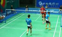 李龙大/申升瓒VS雷扎/苏珊托 2013台北公开赛 混双1/8决赛视频