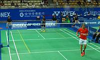 阿萨尔森VS林家翾 2013台北公开赛 男单1/8决赛明仕亚洲官网
