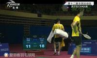 蔡赟全运会摔拍事件视频
