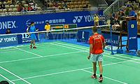 许仁豪VS阿萨尔森 2013台北公开赛 男单1/4决赛明仕亚洲官网