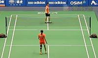 汪鑫VS萨莉塔 2013中国大师赛 女单资格赛视频